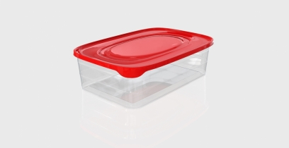 1,2 Lt Trendy Storage Box